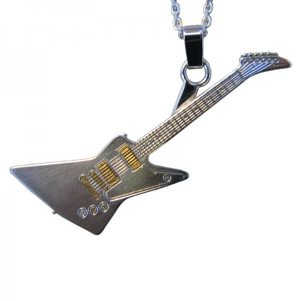 Explorer E-Gitarre