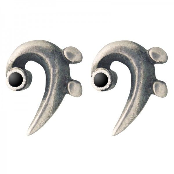 Bass-Schlüssel-Paar mit Punkt