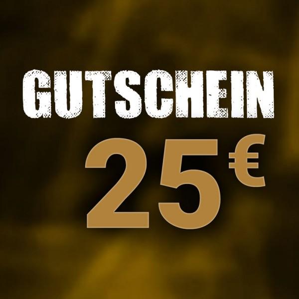 Gutschein-25