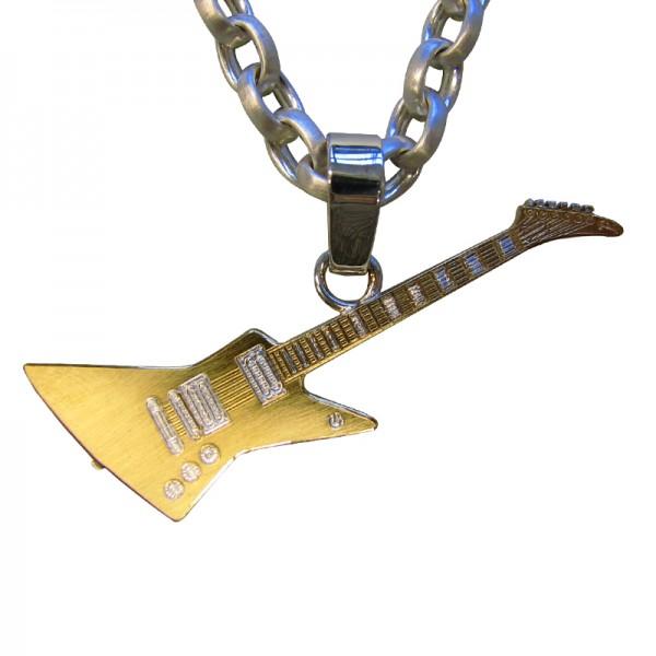 G-Explorer E-Gitarre