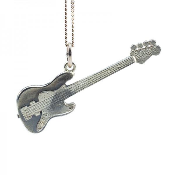 Jazz Bass Kettenanhänger